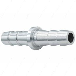 """AN627-03A 3/16"""" Inch Hose Barb Splice Coupler Repair Connector Fitting Adapter"""
