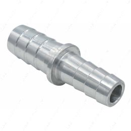 """AN627-06-05A 3/8"""" to 5/16"""" Inch Hose Barb Splice Coupler Repair Connector Fitting Adapter"""