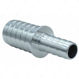 """AN627-10-06A 5/8"""" to 3/8"""" Inch Hose Barb Splice Coupler Repair Connector Fitting Adapter"""