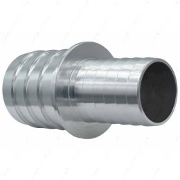 """AN627-16-12A 1"""" to 3/4"""" Inch Hose Barb Splice Coupler Repair Reducer Fitting Adapter"""