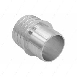 """AN627-28-24A 1-1/2"""" to 1-3/4"""" Inch Hose Barb Splice Coupler Repair Reducer Fitting Adapter"""