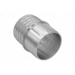 """AN627-28A 1-3/4"""" Inch Hose Barb Splice Coupler Mend Repair Connector Fitting Adapter"""
