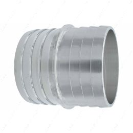 """AN627-32A 2"""" Inch Hose Barb Splice Coupler Mend Repair Connector Fitting Adapter"""