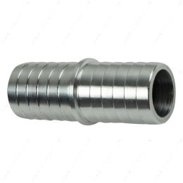 """AN627-12A 3/4"""" Hose Barb .750 Inch Splice Coupler Mend Repair Connector Fitting Adapter"""