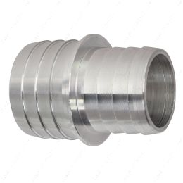 """AN627-21A 1-1/4"""" to 1-1/2"""" Inch Hose Barb Splice Coupler Repair Reducer Fitting Adapter"""