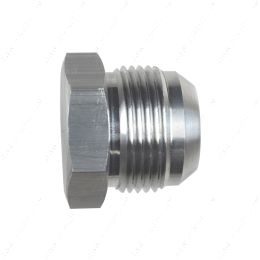 AN806-16A -16AN Flare Plug Male Nut 16 AN Block Off Cap Fitting Bare