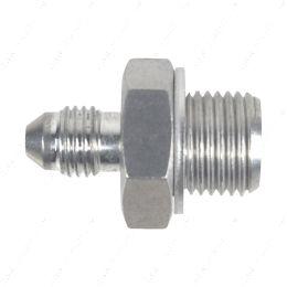 AN816-04-M16 LS Turbo Oil Supply / Feed Adapter Port M16-1.5 to -4AN Fitting LSX LS1 LS3 LS2