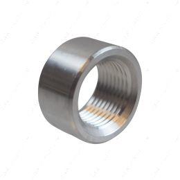 AN871-12A Aluminum -12AN Weld On Bung Female Nut Threaded 12 AN Insert Weldable