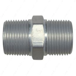 """AN911-12A 3/4"""" NPT Male/ Male Union Coupler Adapter Fitting Bare"""