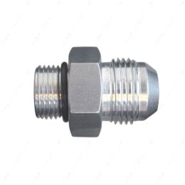 AN920-12-10A -12AN Flare to 10 Oring ORB Male Fuel Pump Rail Adapter Fitting Flare Hose Bare