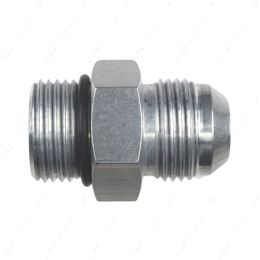 AN920-12-12A -12AN Flare to 12 Oring ORB Male Fuel Pump Rail Adapter Fitting Bare AN920-12-12A
