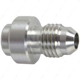 AN970-04A Aluminum -4AN Weld On Bung Male Hose End Nipple Weldable 4 AN