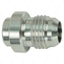 AN970-06A Aluminum -6AN Weld On Bung Male Hose End Nipple Weldable 6 AN