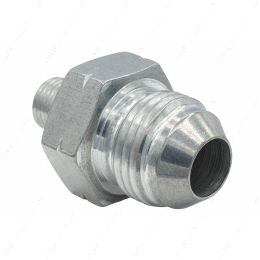 F08ANM1010 Straight M10-1.0mm Metric Thread to 8AN Flare Fitting