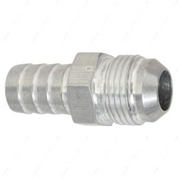 """F10AN625BA-A -10AN Flare to 5/8"""" (.625) Hose Barb Adapter Fitting Aluminum Flare"""