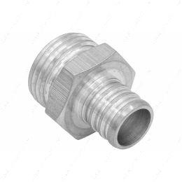 "F750PEX750GH 3/4"" Pex to 3/4"" Male Garden Hose Aluminum Adapter (for non potable water)"