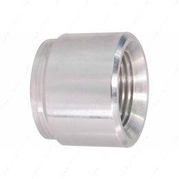 FM1215BUNG Aluminum M12-1.5mm Weld On Bung Female Nut Threaded Insert Weldable Metric 12mm