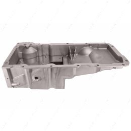 551075-LS11 LS Swap Notched High Clearance LS1 Camaro Oil Pan (may require oil pickup) Cast Aluminum