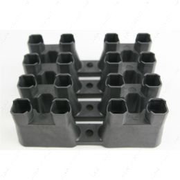551723 LS GM OEM Lifter Guide Trays - Set of 4 LS1 LS7 Roller Lifters Retainer Buckets