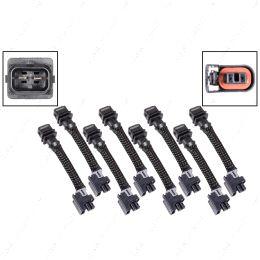 WAINJ30 Wire Harness Adapter for Jetronic EV1 to Mini Delphi Multec 2 Fuel Injector