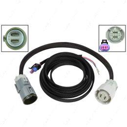 "WATRA30-18 Transmission Wire Adapter Harness 4L60E to 4L80E 18"" with VSS LS1 LM7 LQ4 5.3"