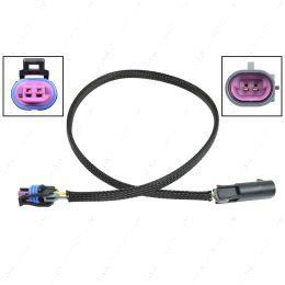 "WECTS30-36 Wire Extension 36"" LS 2 Wire Coolant Temperature Sensor Connector LT LS3 LS2 LS6"