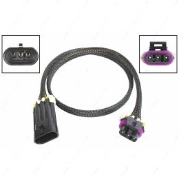 "WEMAF30-24 24"" Wire Extension Harness LS Gen 3 MAF Mass Air Flow Sensor Wiring LS1 5.7L"