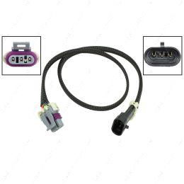 "WEMAP30-24 Wire Extension 24"" LS Gen 3 MAP Manifold Absolute Pressure Sensor Connector"