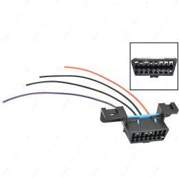GM LS OBD2 Dash Diagnostic Port 4-Wire Harness Connector Plug Pigtail