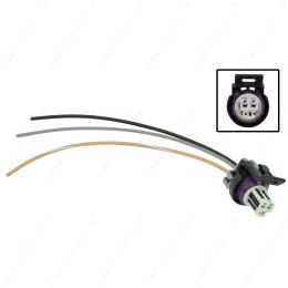 WP0IL33 LS 3-Wire Oil Pressure Connector Harness Pigtail DBW Gen 3