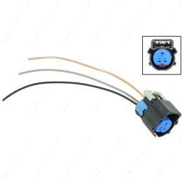WP0IL40 LS 3-Wire Oil Pressure Connector Harness Pigtail Gen 4 LS3 L76 LC9 LMG L99 5.3