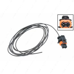 "WPALT41 96"" Resistor Wire Pigtail Convert 12v to Signal LS Gen IV 2 pin Alternator 160A"