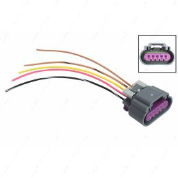 WPMAF41 LS Gen 4 Wire Pigtail Connector MAF Mass Air Flow Sensor Truck Card Style