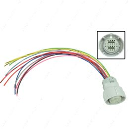 WPTRA40 Allison Transmission 2007-Up Wire Connector Harness Plug Pigtail Duramax LLY