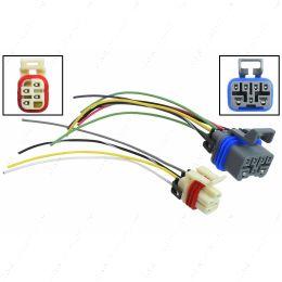WPTRK30 Transmission Wire Pigtail Kit NSS Reverse Light PRNDL Switch GM 4L60e 4L80e