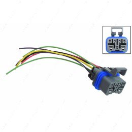 WPNSS30 Wire Pigtail Transmission Neutral Safety Reverse Light Switch GM 4-speed Automatic 4L60e 4L80e
