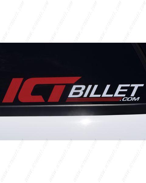 ICT Billet Sticker 18