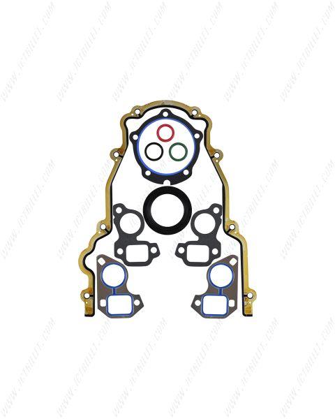 LS Timing Cover Gasket Set Cam Swap 4.8 5.3 5.7 6.0 LSX LS1 LQ4 LQ9 LS2 LS3 LS7 Seal Crankshaft