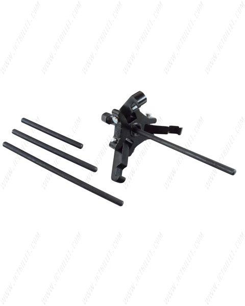 LS1 Harmonic Balancer Puller Tool Crank Crankshaft Pulley LS LSX LS2 LS3 LQ4 LQ9 5.3L 6.0L