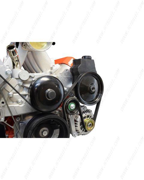 LS Truck - Power Steering Pump Bracket Kit (uses LS1 Camaro PS Pump)