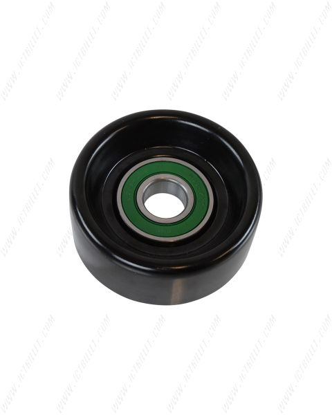 ICT Billet Replacement Smooth Steel Idler Pulley