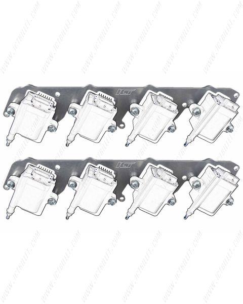 LS Billet Coil Brackets (for Holley EFI Coil Packs) LS1
