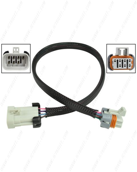 USA LS Coil Wire Harness 24