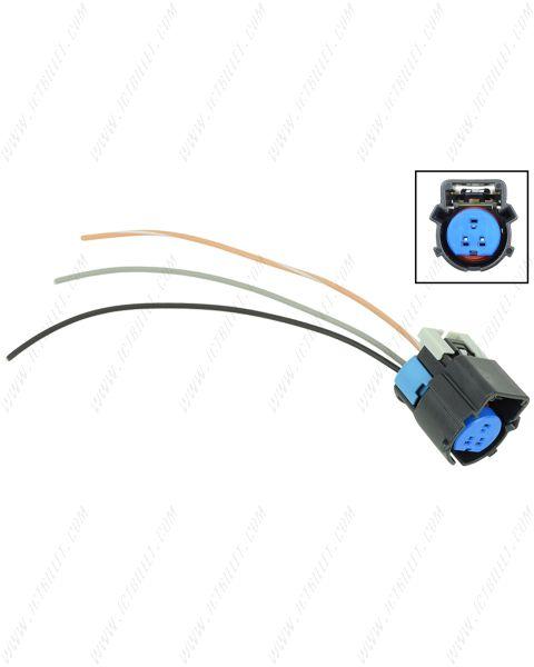 LS 3-Wire Oil Pressure Connector Harness Pigtail Gen 4 LS3 L76 LC9 LMG L99 5.3