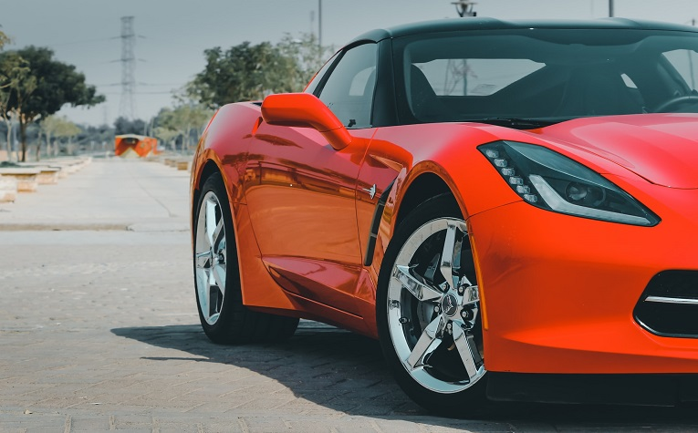 Chevy Corvette featuring GM RPO codes to designate LS engine type, displacement, and more
